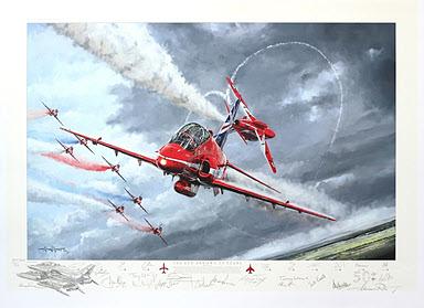 mike machat aviation art