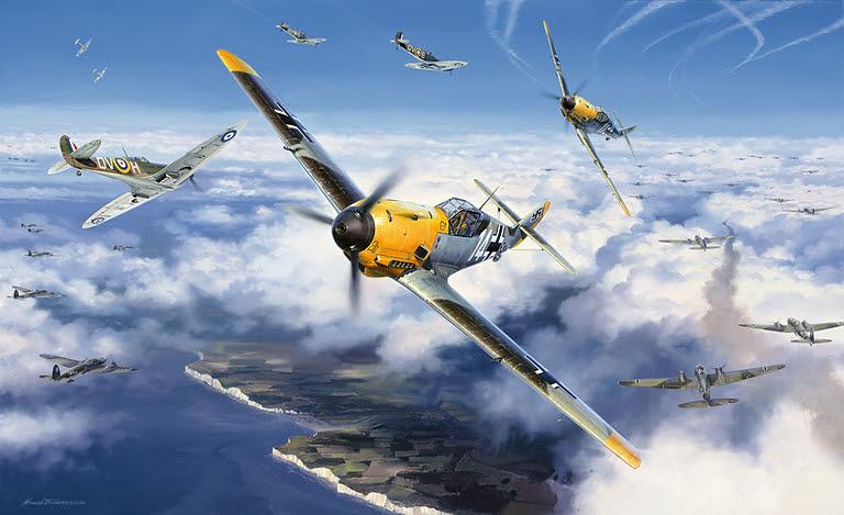 luftschlacht um england 1940