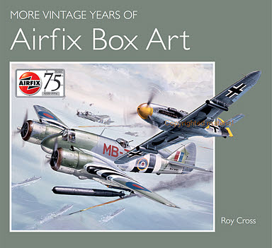 More Vintage Years of Airfix Box Art by Roy Cross