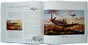 Air Combat Legends Nicolas Trudgian Aviation Art book preview1