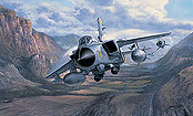 Tornado Strike, Tornado GR 4 RAF aviation at print by Philip E West
