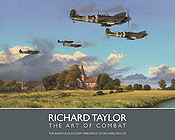 The Art of Combat - Aviation and Military Paintings by Richard Taylor