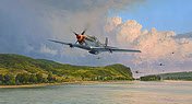 Air Superiority, P-51D Mustang art print by Robert Taylor