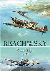 Reach for the Sky Calendar 2020 Classic Aircraft Aviation Art by Robert Taylor