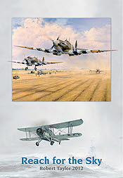 Aircarft Calendar 2012 Reach for the Sky by Robert Taylor