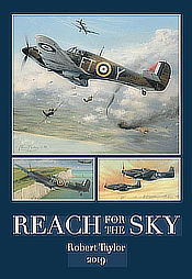 Reach for-the Sky Aircraft Calendar 2019 - Aviation Art by Robert Taylor
