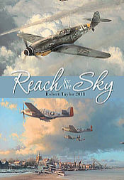 Reach for the Sky Aircraft Calendar 2018, Aviation Art by Robert Taylor