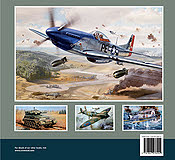 More Vintage Years of Airfix Box Art by Roy Cross - Back Cover image